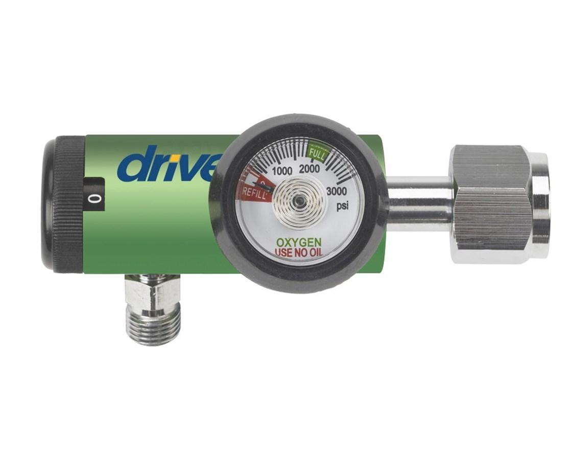 Liter Per Minute Compact CGA540 Oxygen Regulator 2 lpm