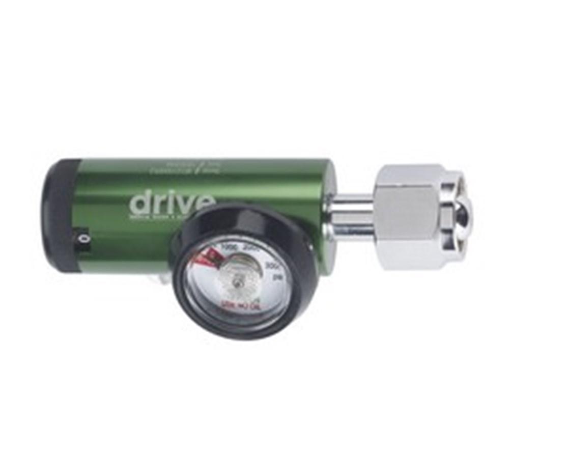 Oxygen Regulator Large Tank Gauge Cutting Torch Regulator Outlet 0-200PSI Inlet 0-4000PSI CGA 540 Renewed