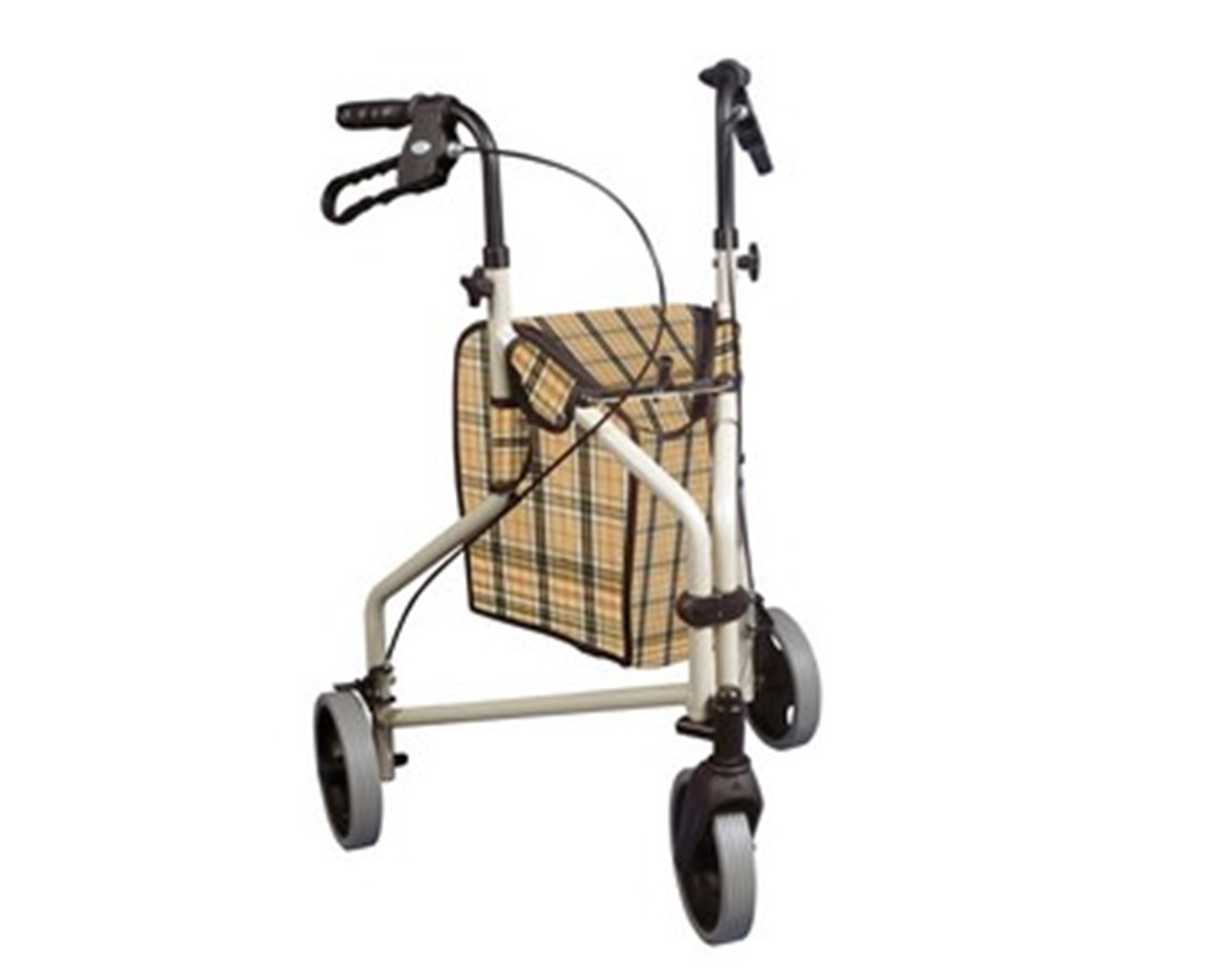 Drive 199 Winnie Lite Supreme Three Wheel Rollator