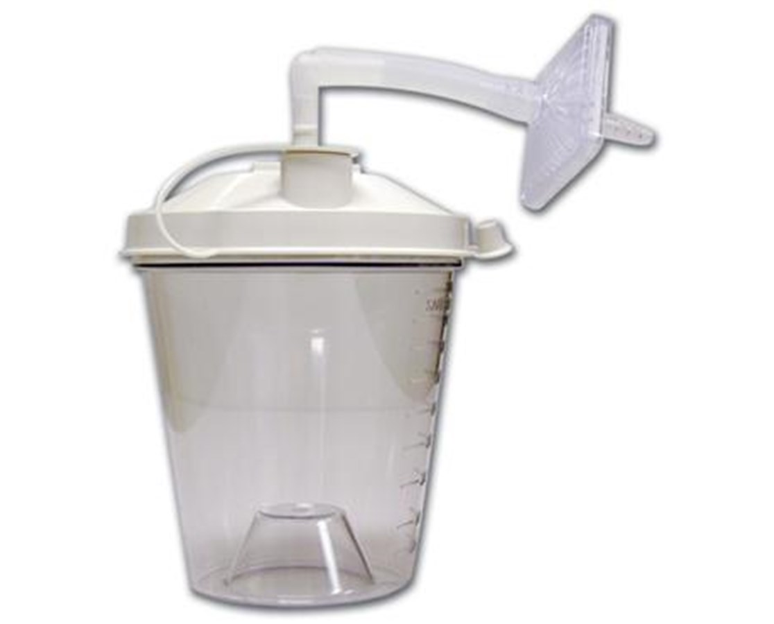 Drive 22330 800cc Suction Canister with Tubing