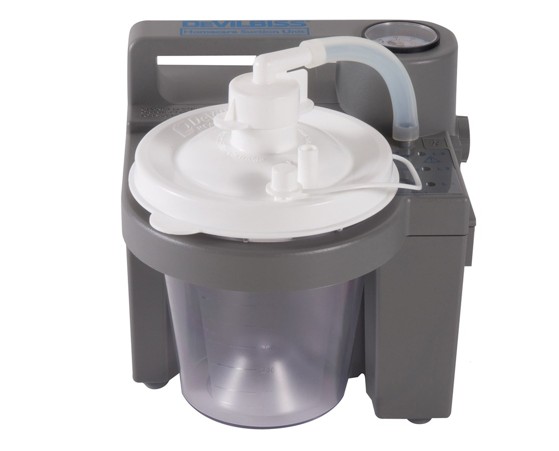 DeVilbiss 7305 Series Vacu-Aide® Suction Unit 7305p-d