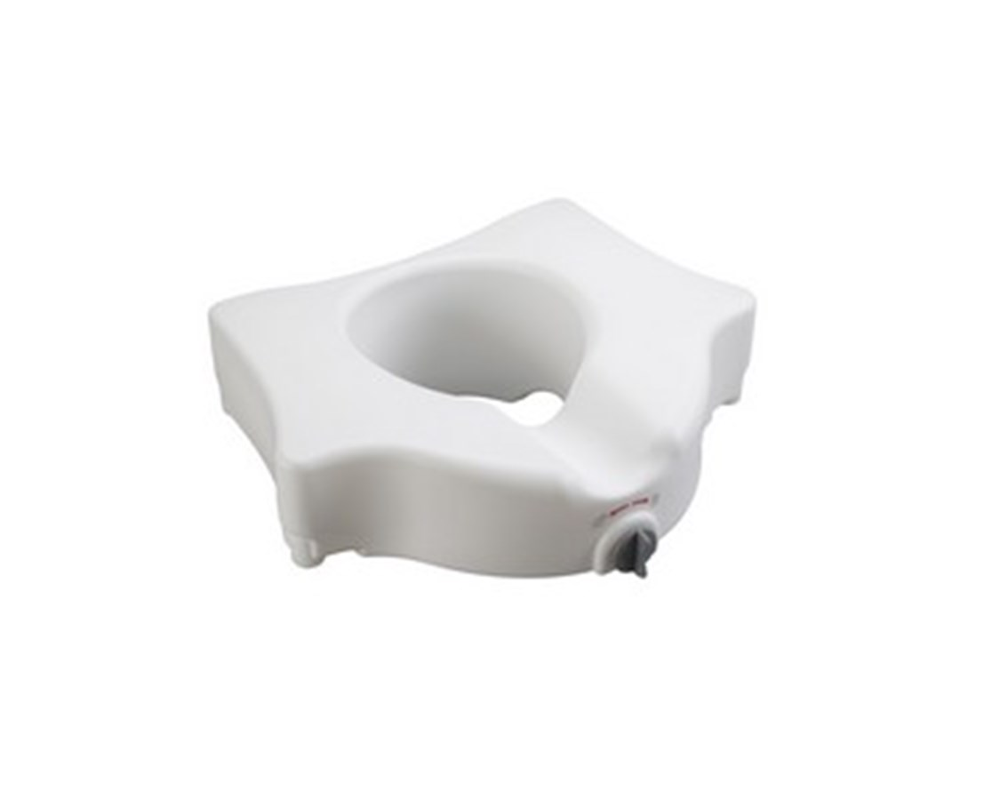Drive RTL12026 Locking Elevated Toilet Seat