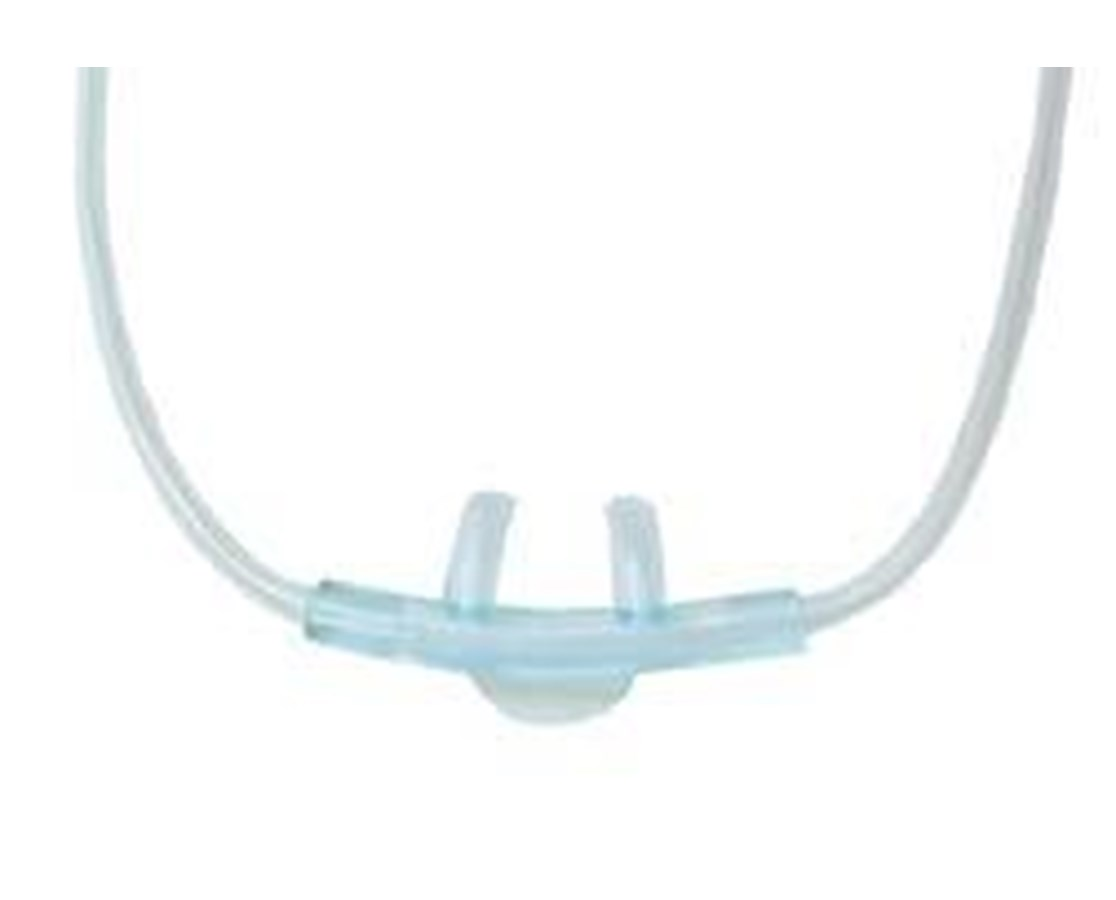 Soft Non-Kink Curved Nasal Cannula DRISOFT004