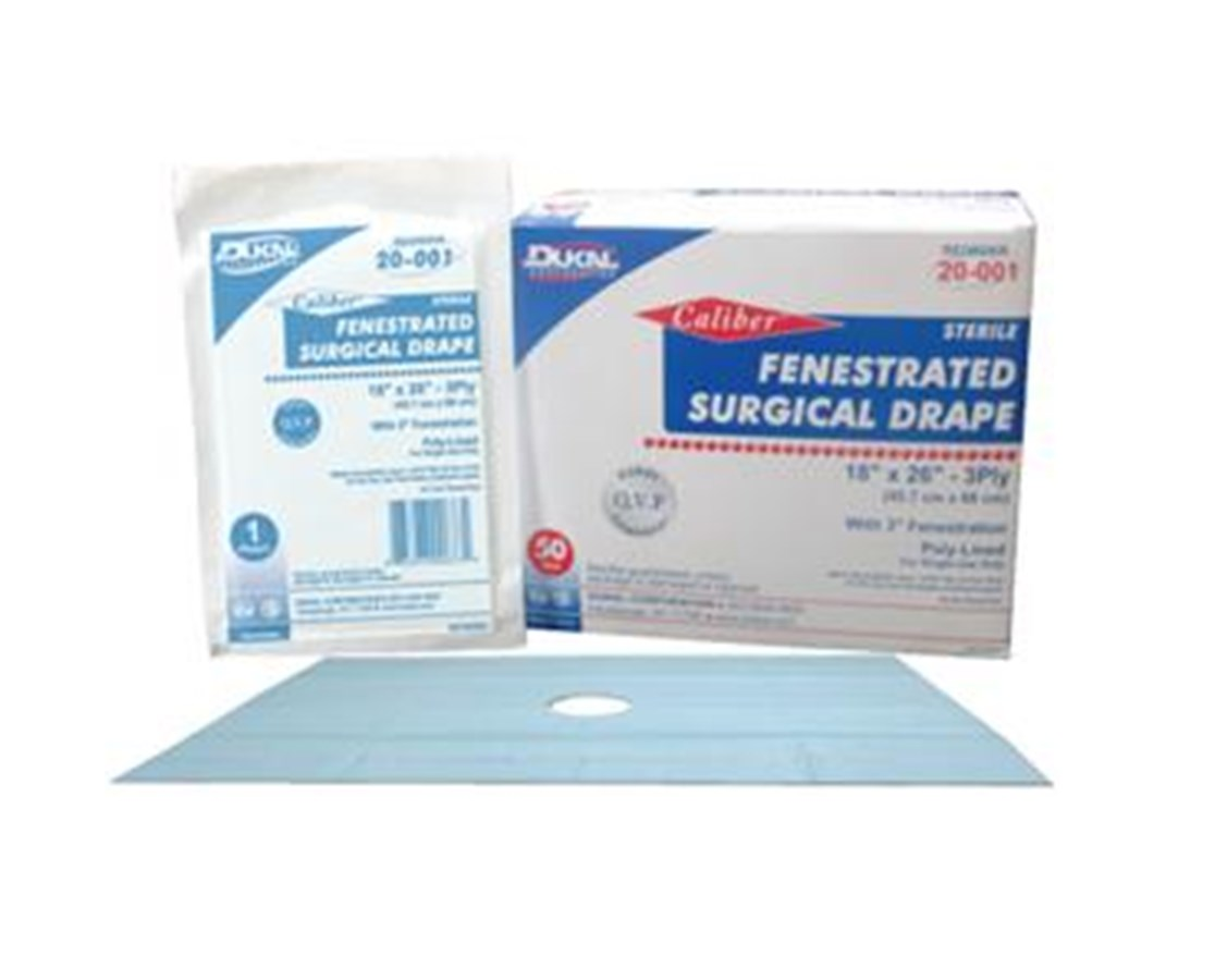 Caliber™ Sterile Surgical Drapes DUK20-001