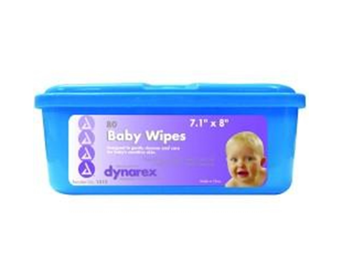 Baby Wipes Scented