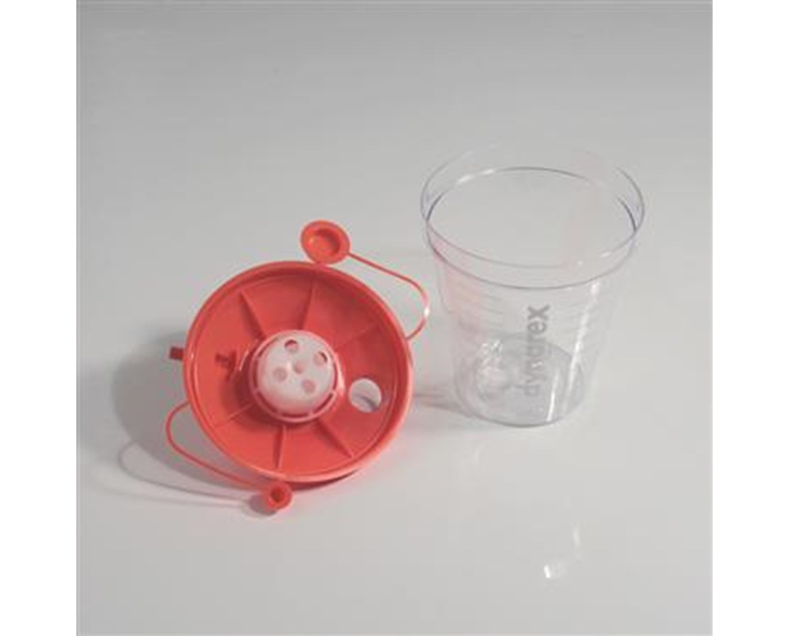 Suction Canister (Hi-Flow) W/ Lid