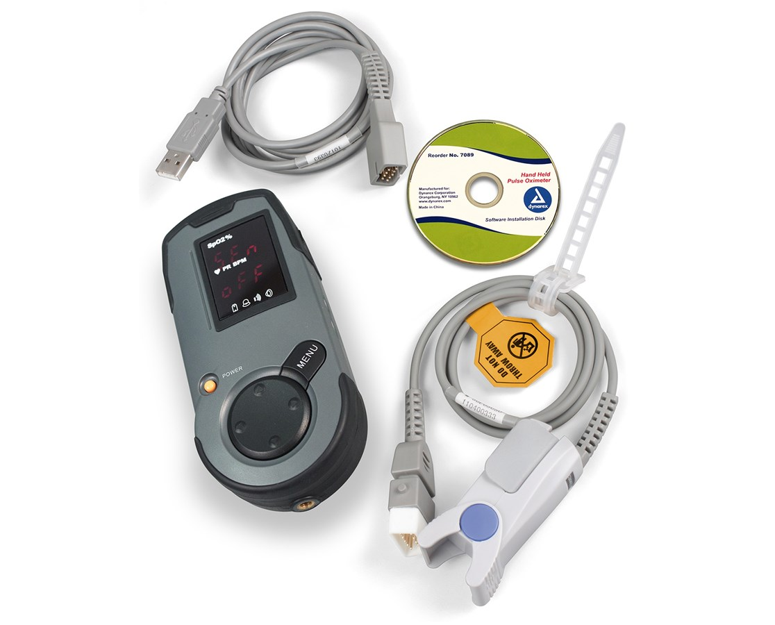Hand-Held Pulse Oximeter DYN7089