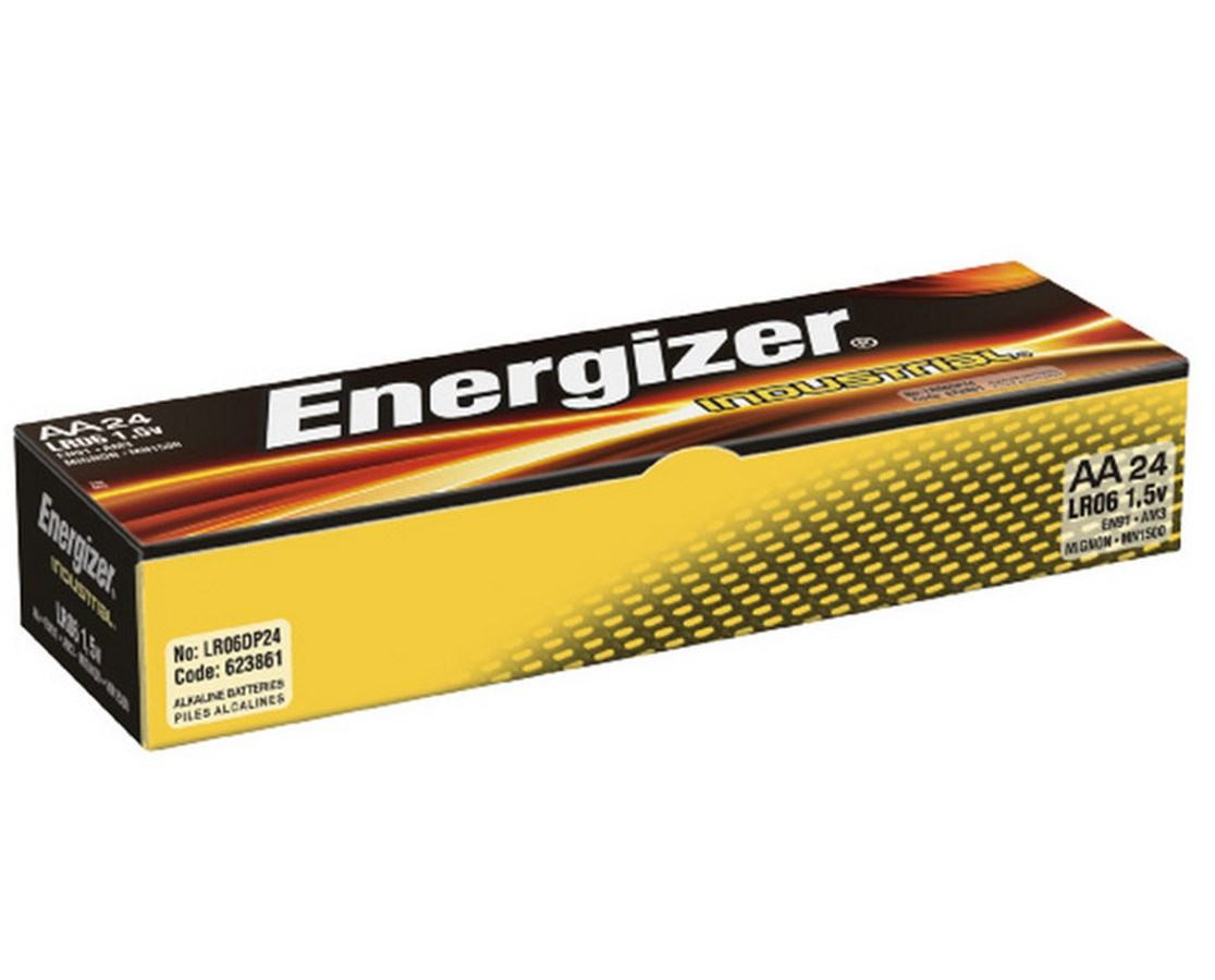 Energizer AA Industrial Battery - Save at Tiger Medical, Inc
