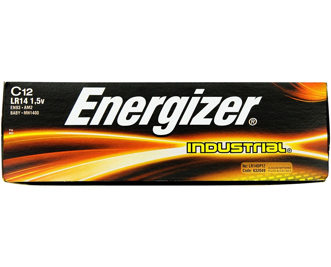 C Industrial Alkaline Battery ENGEN93-