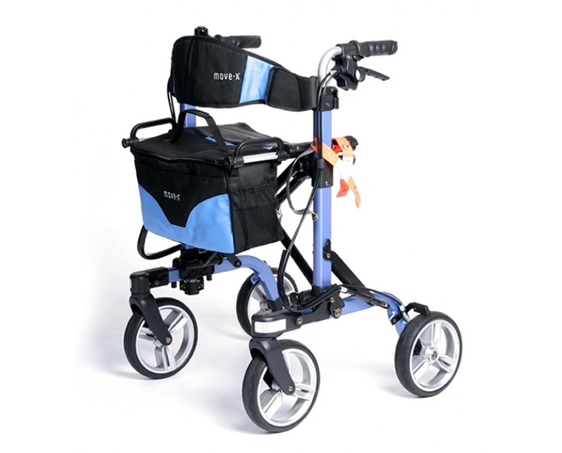 Move-X Compact Rollator - FREE SHIPPING Tiger Medical, Inc