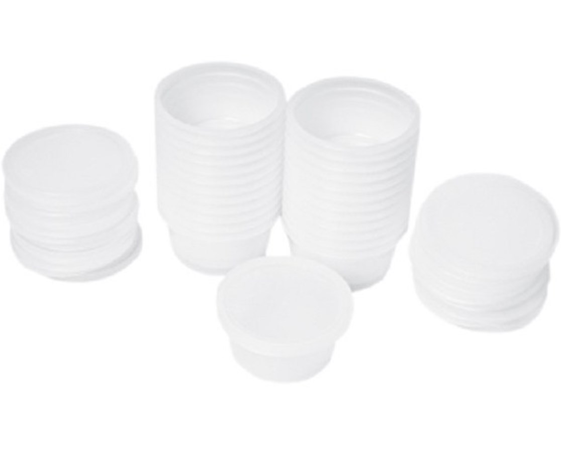 Containers and Lids for Theraputty FEI10-0943
