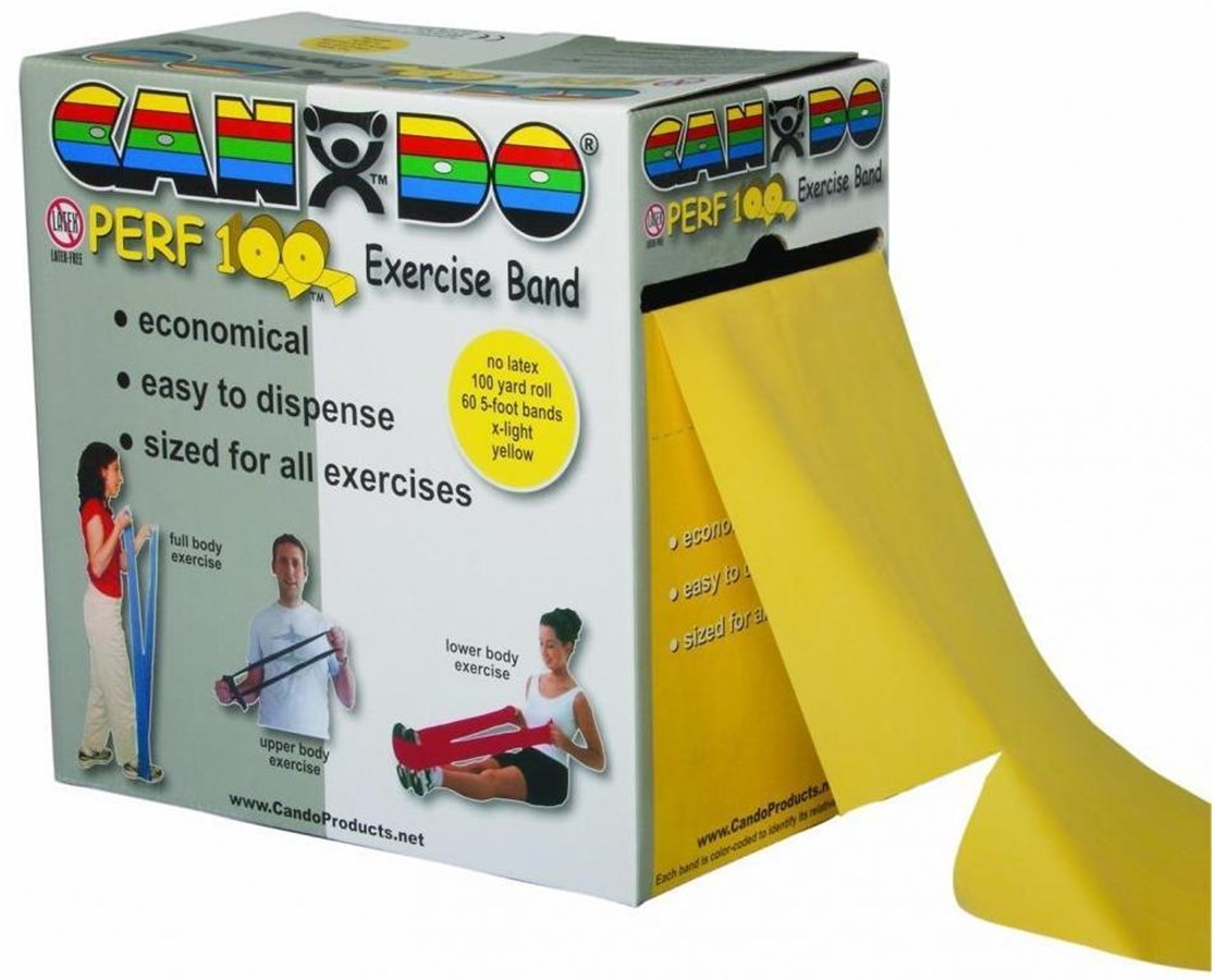 Perf 100® Latex Free Exercise Band FEI10-5691