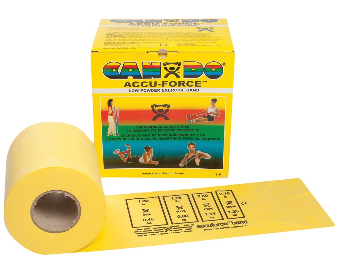 AccuForce™ Low Powder Exercise Band FEI10-5911