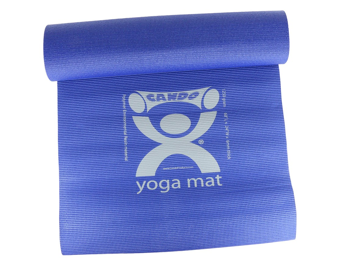Yoga Exercise Mat, Blue FEI30-2401B