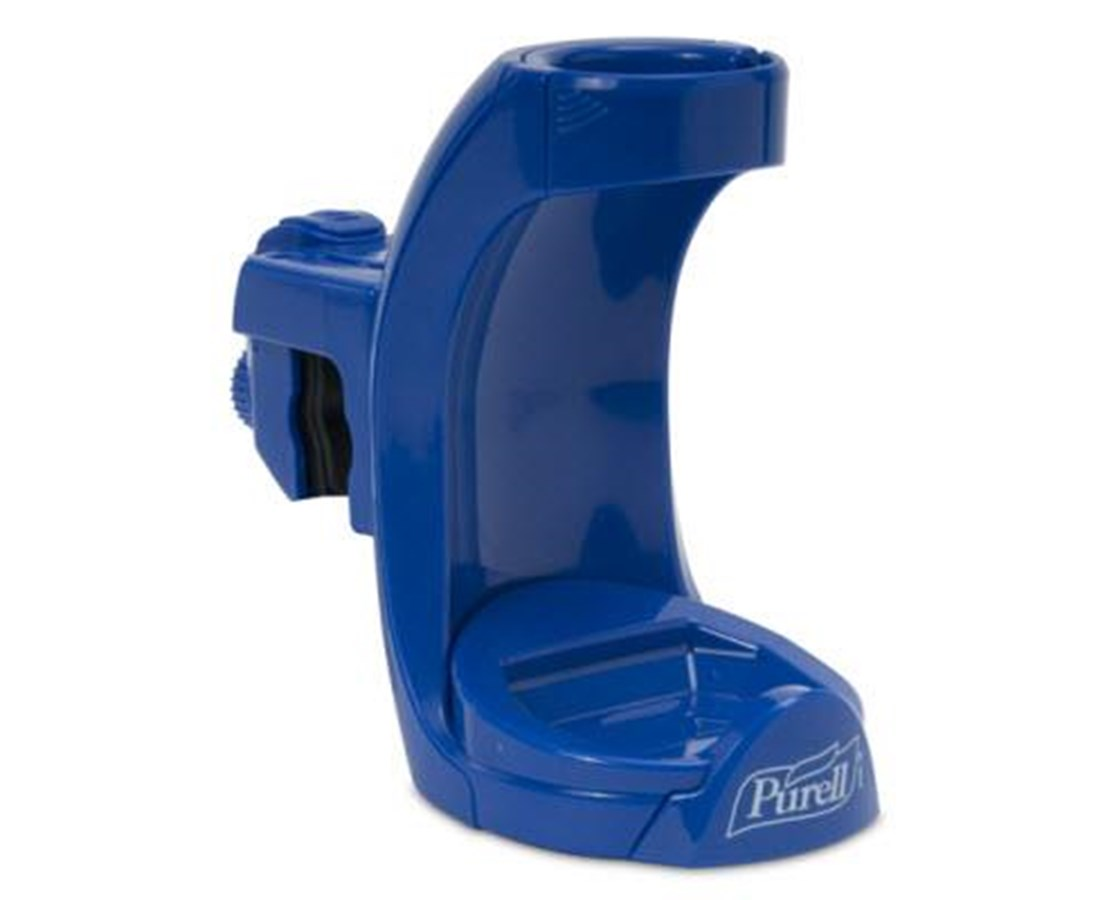 Gojo 5704-06-BLU Purell Versahold Point of Care Bracket