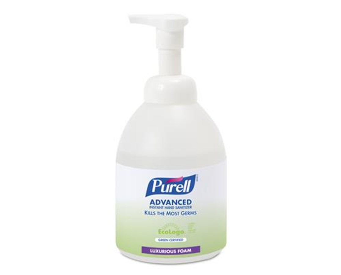 Purell 5791-04 Purell Advanced Green Certified Instant Hand Sanitizer Foam