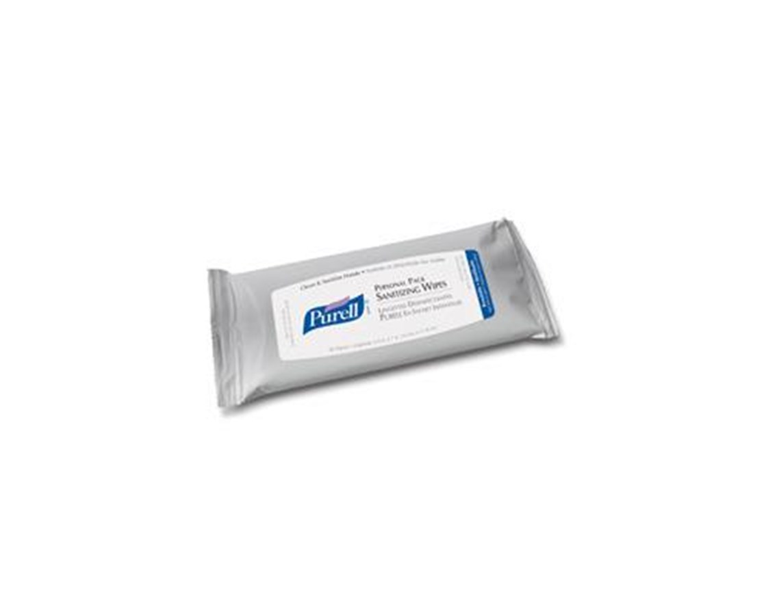 Purell Personal Pack Sanitizing Wipes GOJ9036-24