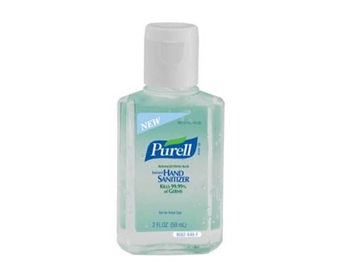 PURELL Advanced With Aloe Instant Hand Sanitizer GOJO9682-24