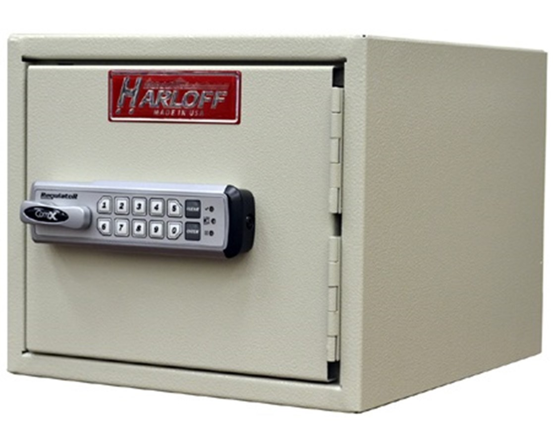Single Door Narcotics Cabinet with Electronic Lock HAR2727E-