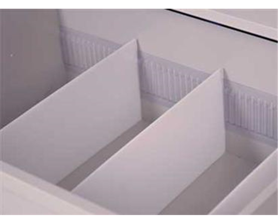 Punch Card Row Dividers for Value Line Carts HAR40603