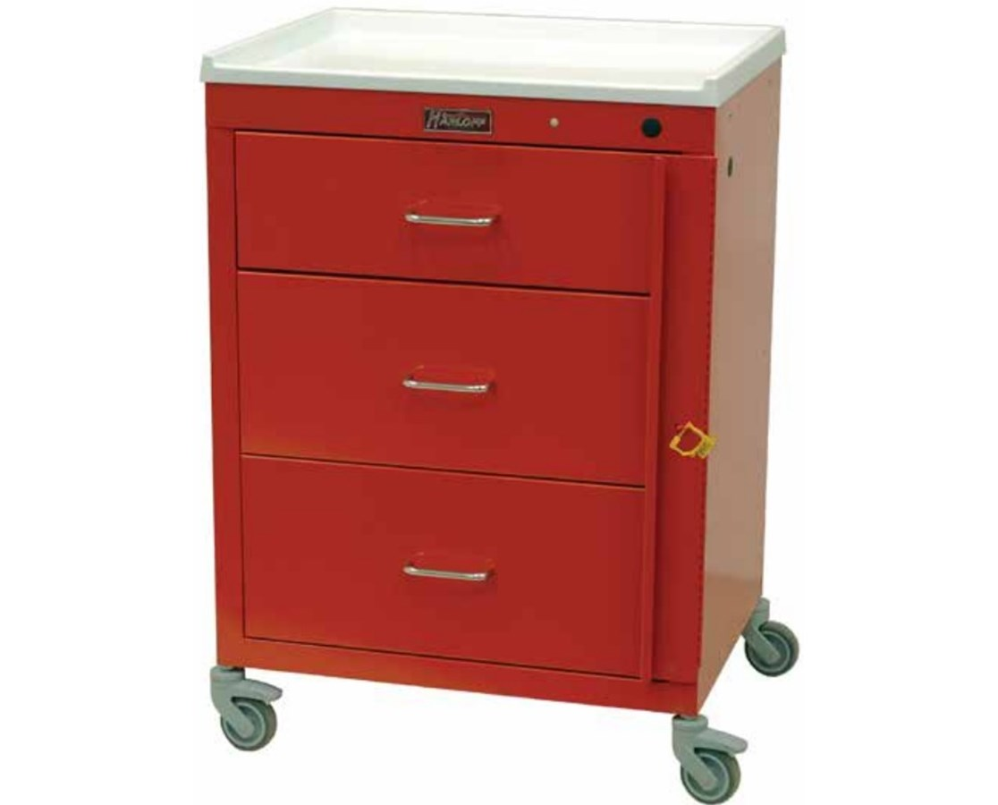 Mini24 Emergency Cart HAR4143B-