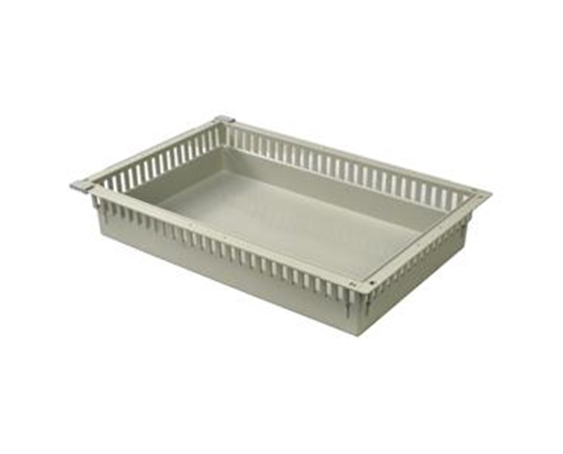 "4"" Exchange Trays for Mobile Medical Storage HAR81031-"
