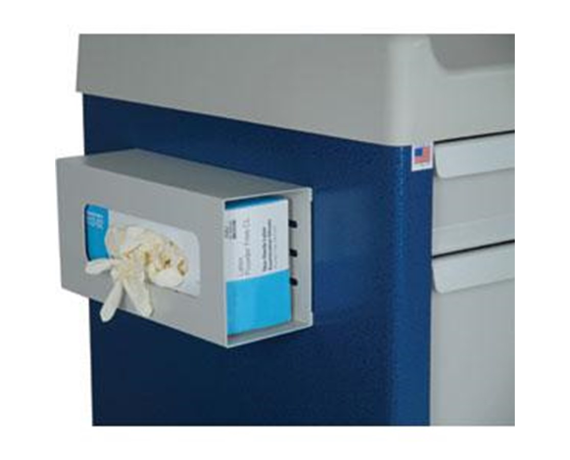 Aluminum Glove Box Holder HARAL2362-