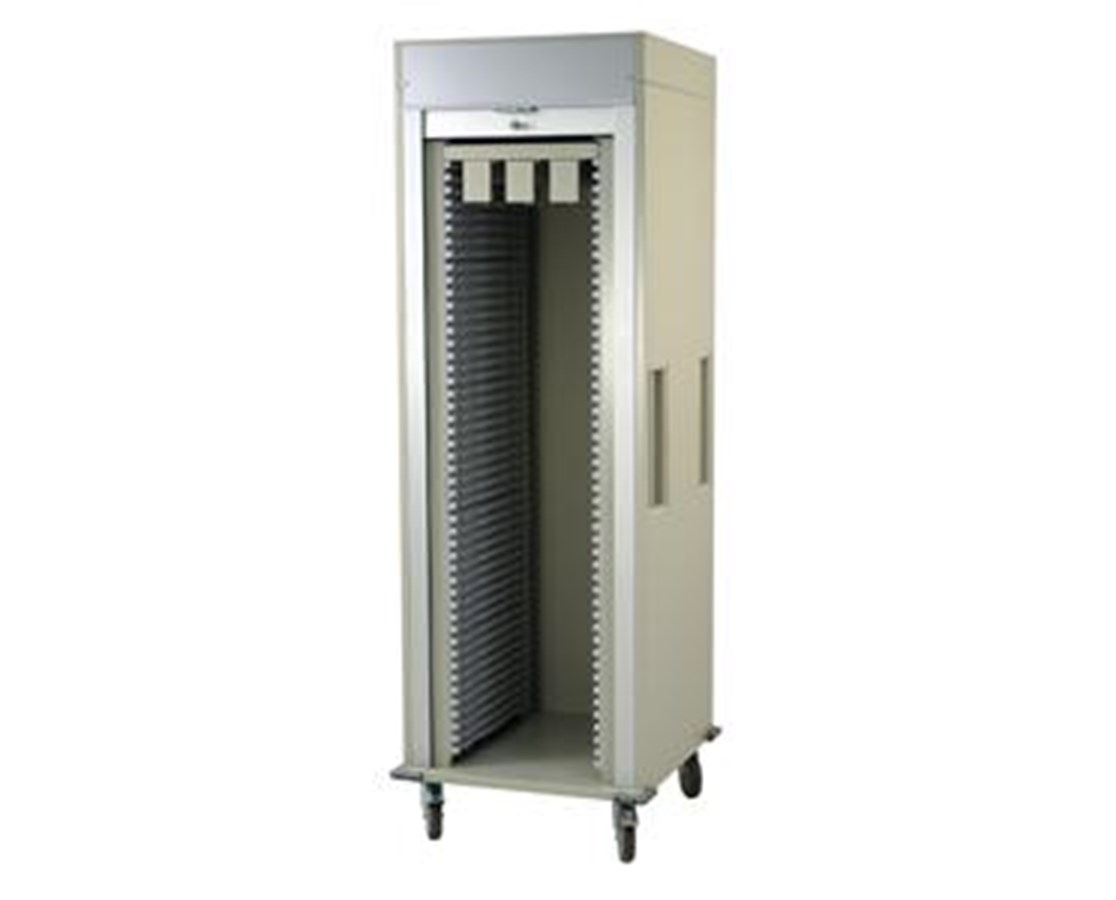 Medstor Max Single Column Cath Lab Medical Storage Cart HARMS8128CATH-