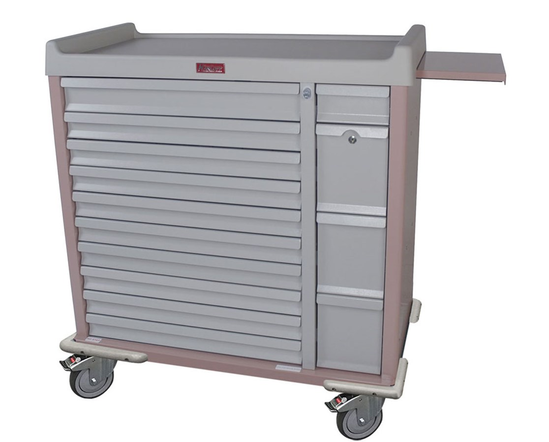 Standard Line Dual Column Unit-Dose Medication Cart HARSL294BOX-