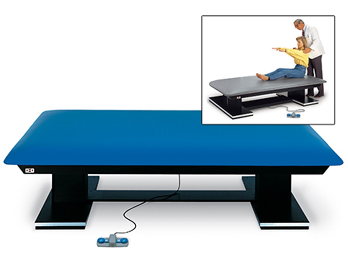Dual Lift Powermatic® Mat Therapy Table HAU1440-46-
