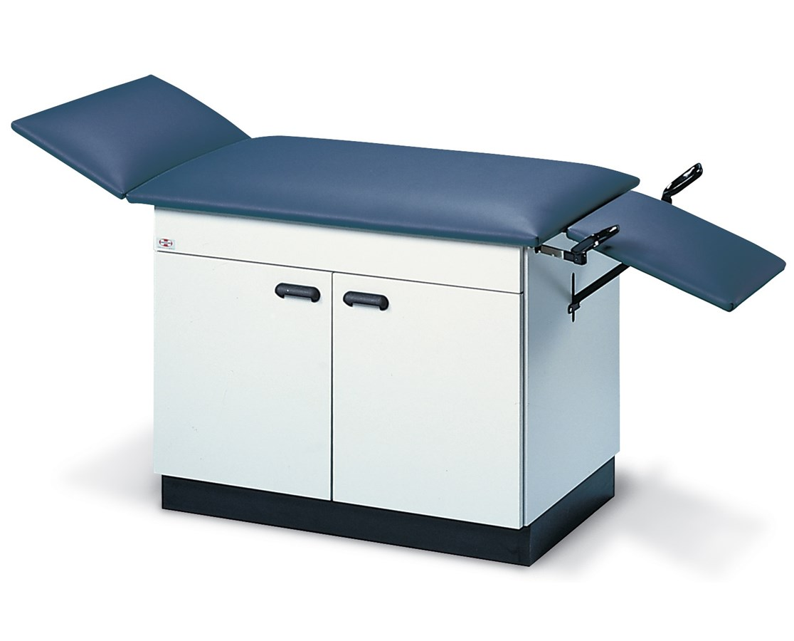Two-In-One Exam and Treatment Table HAU4643
