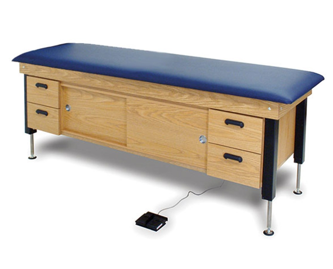 Hi-Lo Extra Long Trainers Therapy Table HAU4718