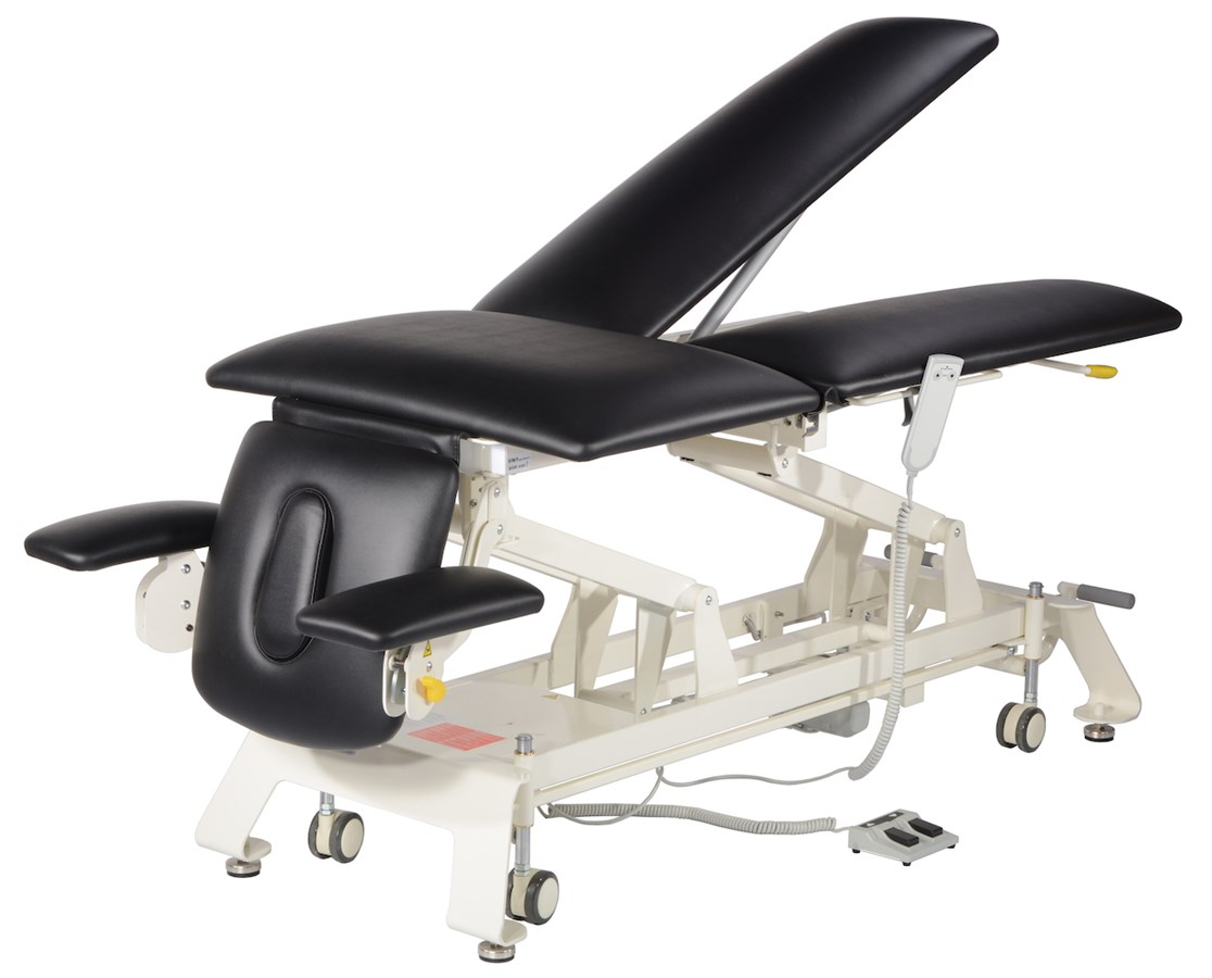 Titan Series 6-Section Hi-Lo Split Leg Treatment Table HAU6086