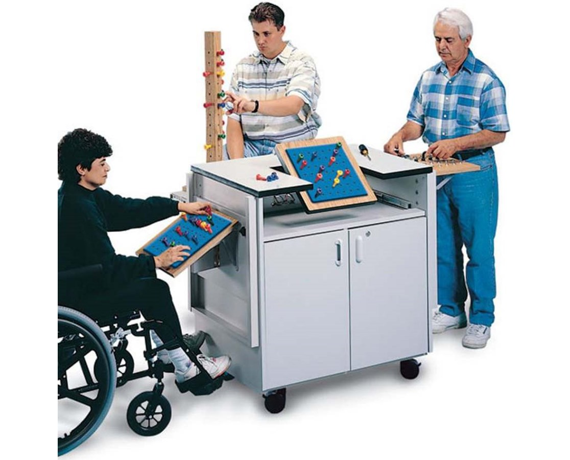 Cubex™ Therapy System on Wheels HAU6690