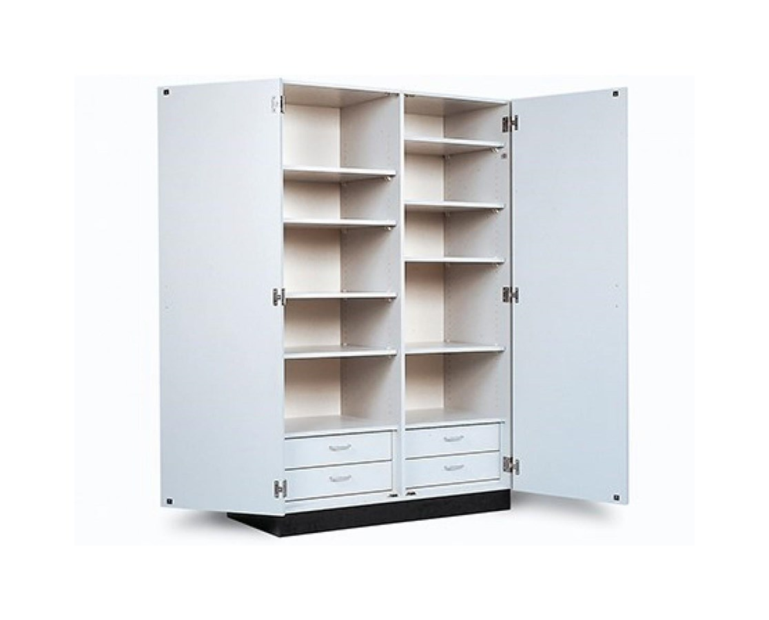 Double Door Storage Cabinet HAU8248-84-346