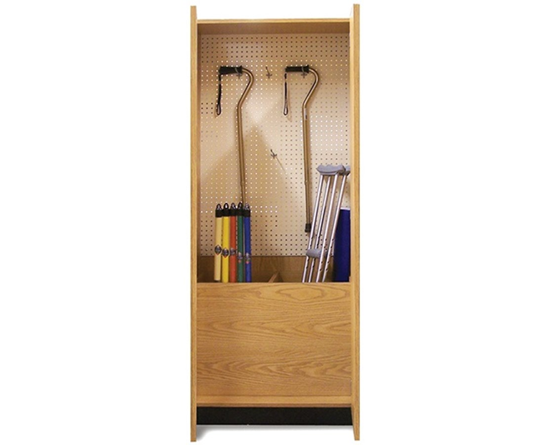 Thera-Wall™ Therapy Storage System Cabinet with Storage Bin HAU8252-