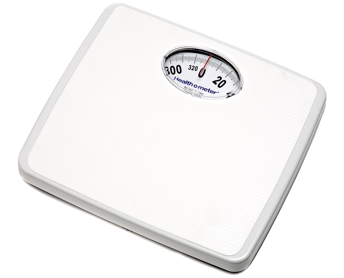 Professional Home Care Dial Scale, 175 LB HEA175LB-
