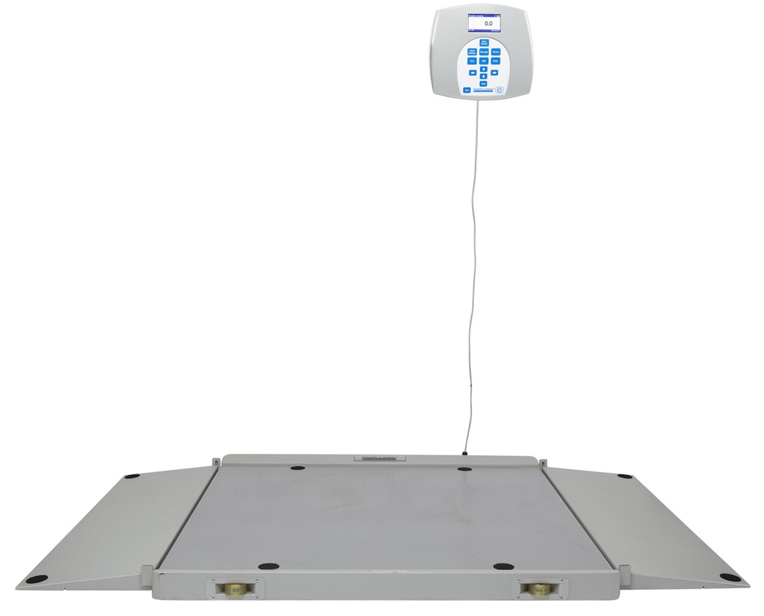 Professional Digital Wheelchair Ramp Scale HEA2700KL--