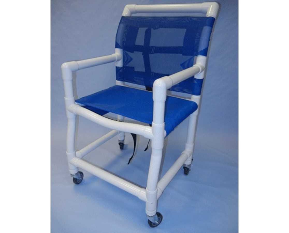 Healthline PVC Shower Chair Sling Seat - FREE Shipping Tiger Medical ...