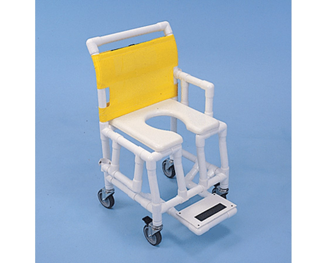 Healthline PVC Shower Chair Soft Seat - FREE Shipping Tiger Medical, Inc