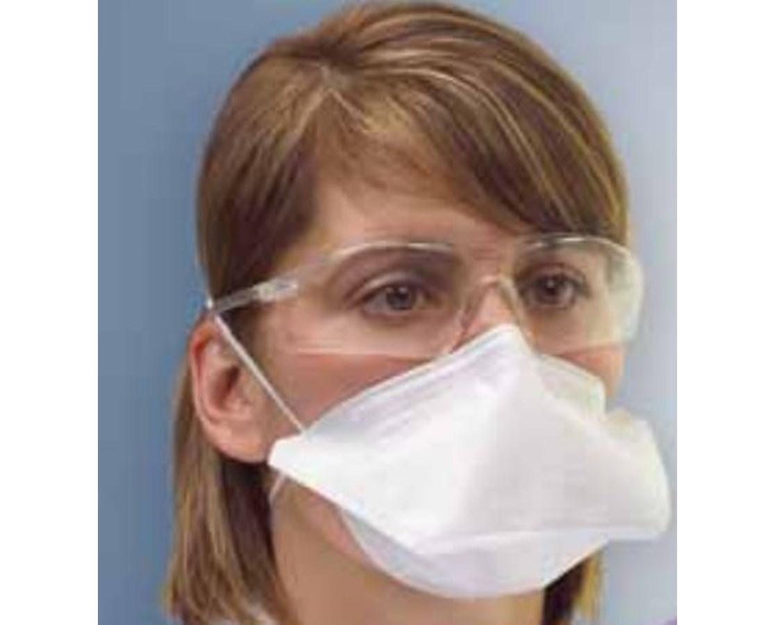 Sperian One-Fit Flat Fold HealthCare N95 Particulate Respirator & Surgical Mask (HC-NB295F)