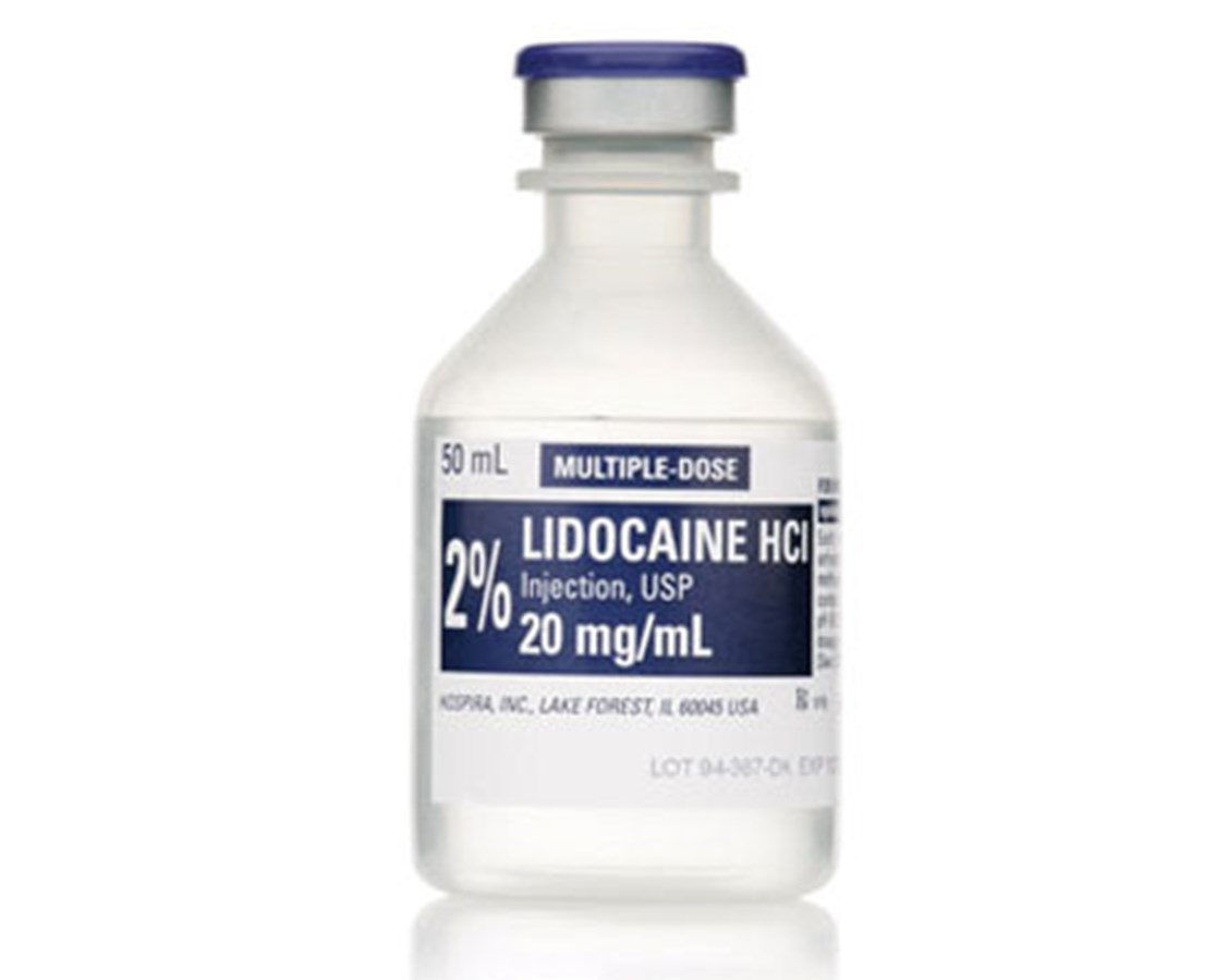 Lidocaine HCL Injection Vial HOS00409427702