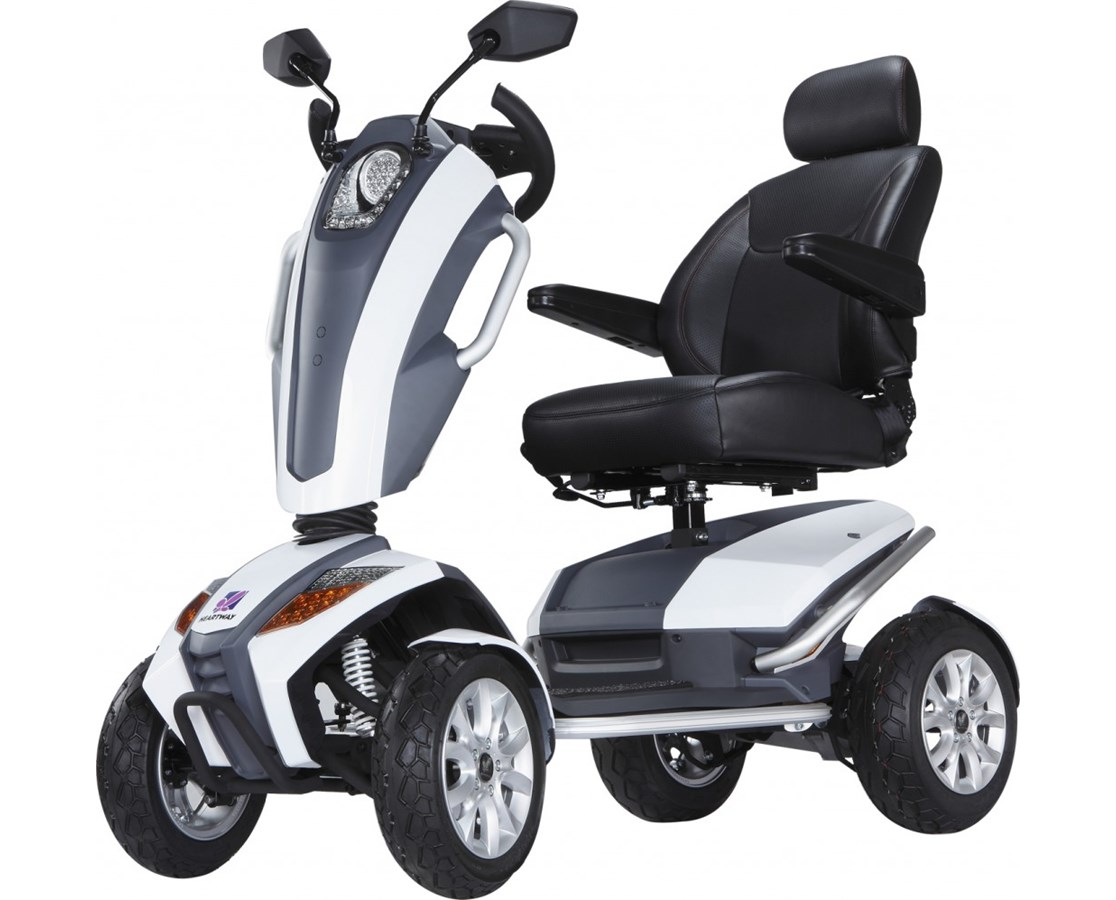 Bien 4 Wheel Mobility Scooter HRTS15-20