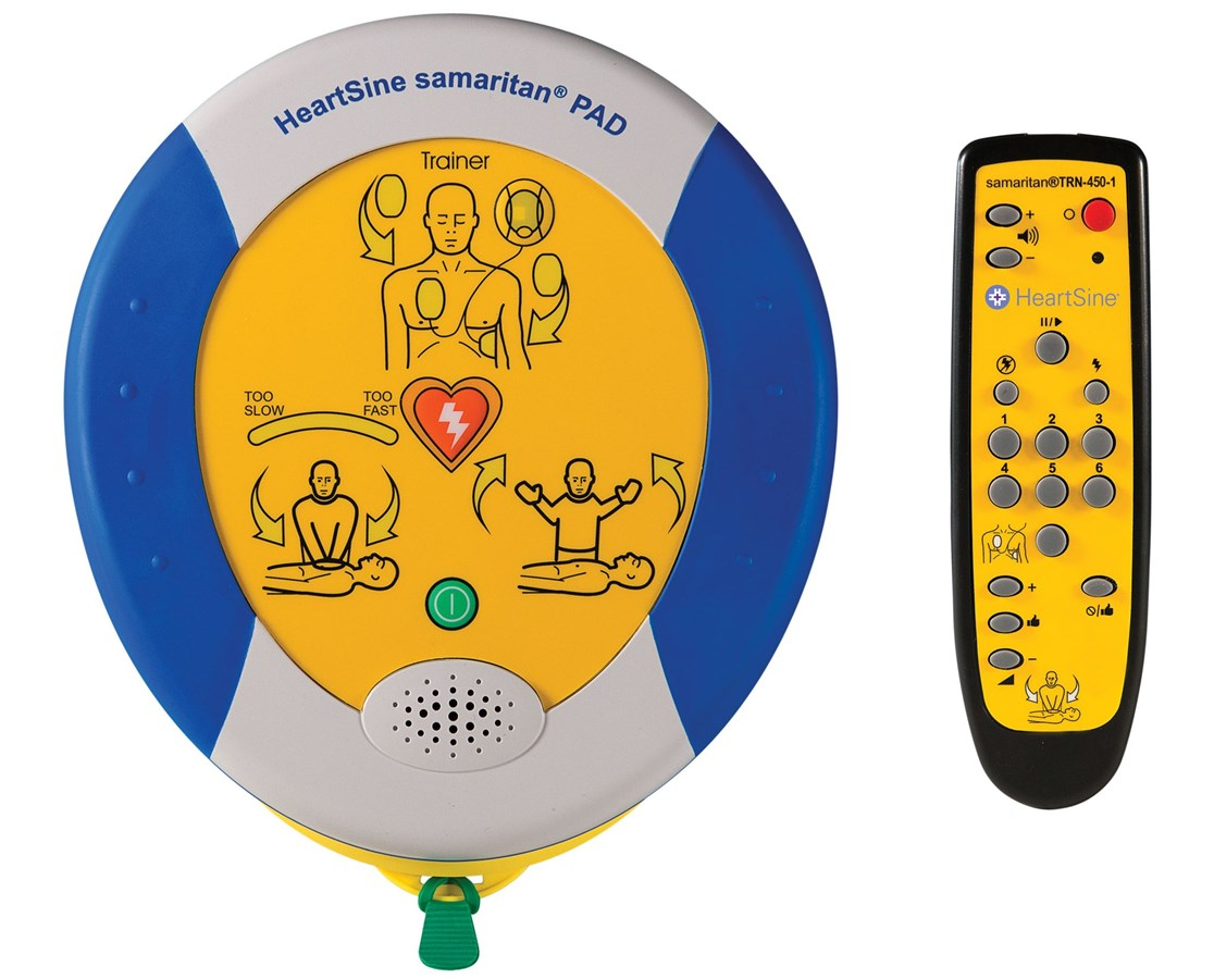 SAM 450P PAD Training System with Remote Control HTS11516-0000092