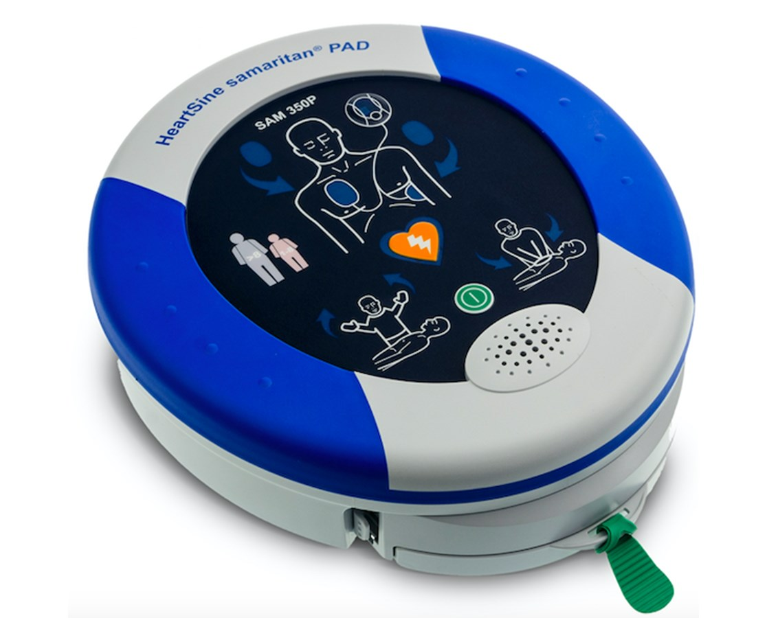 Samaritan AED - Aviation Series 350, 360 & 450P HTS450-BTC-US-10-