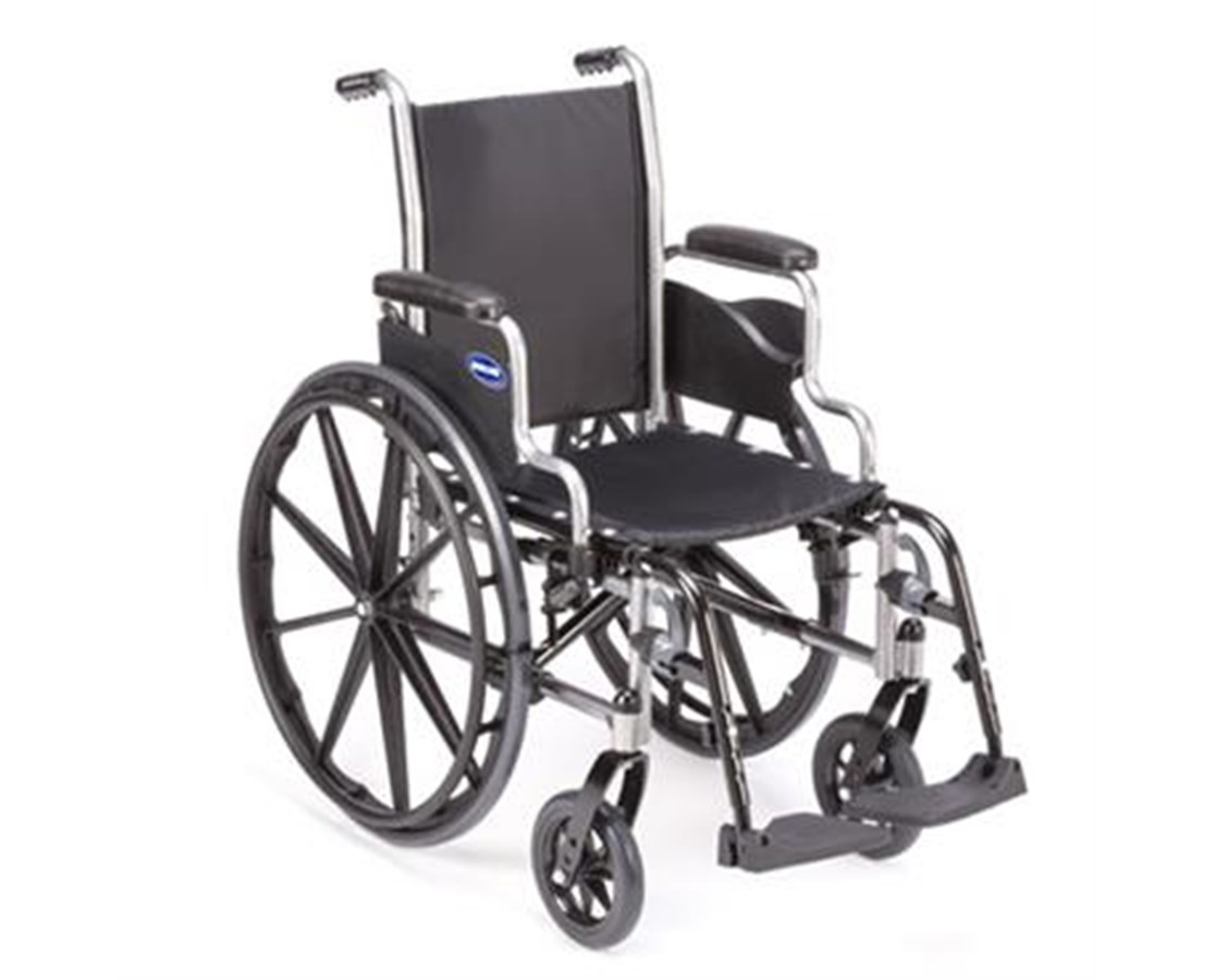 Invacare 4V88FFR Invacare Veranda 4000 Lightweight Wheelchair