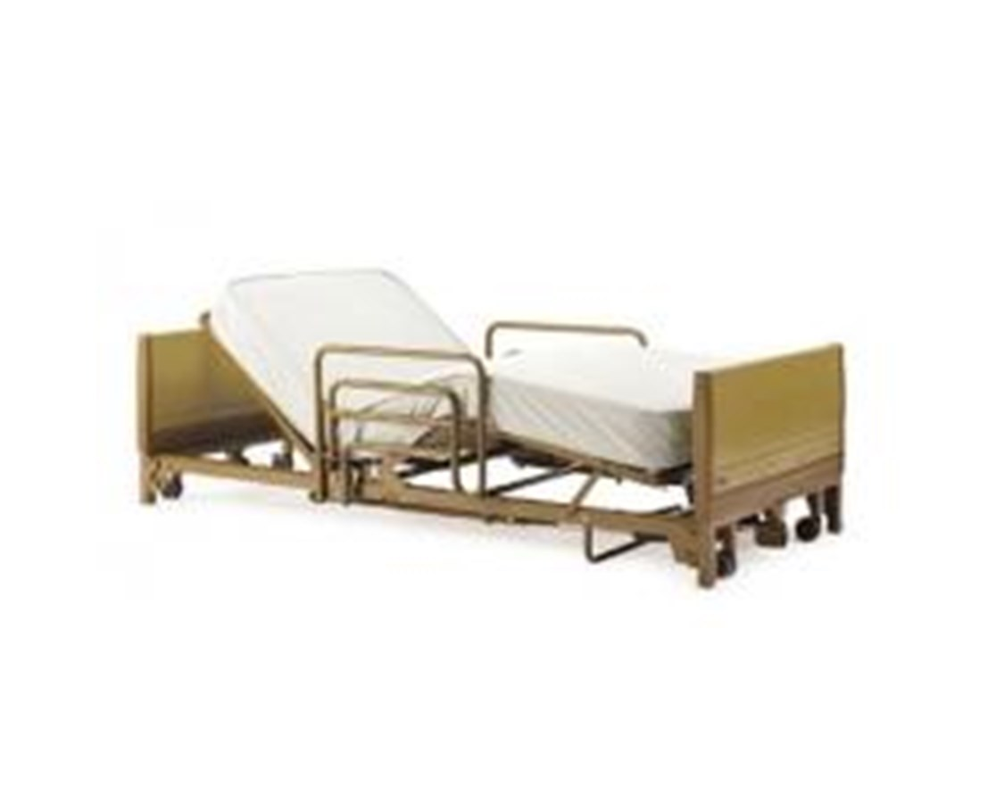 Full Electric Home Care Low Bed Package INVBED38LOW-1633
