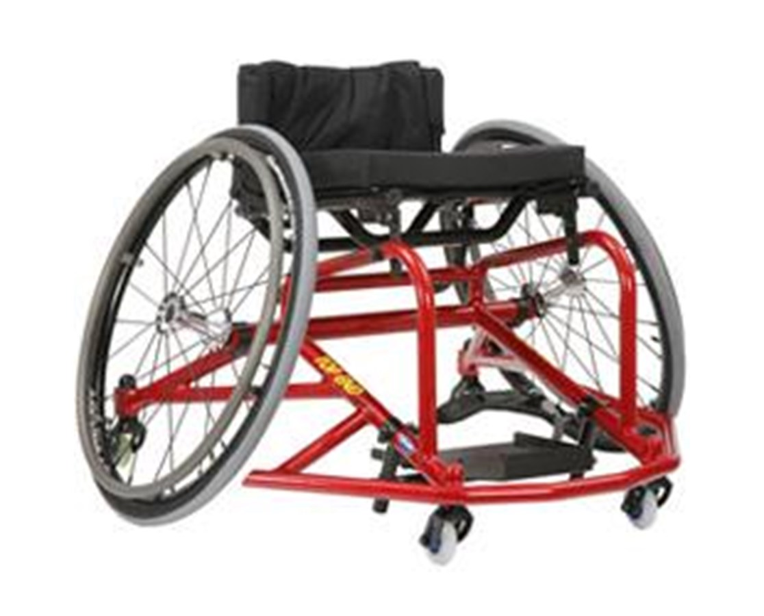 Top End Pro Basketball Wheelchair INVSPBB