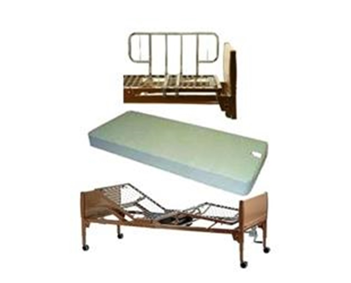 Value Care Semi Electric Bed INVVCPKGIVC2-1633