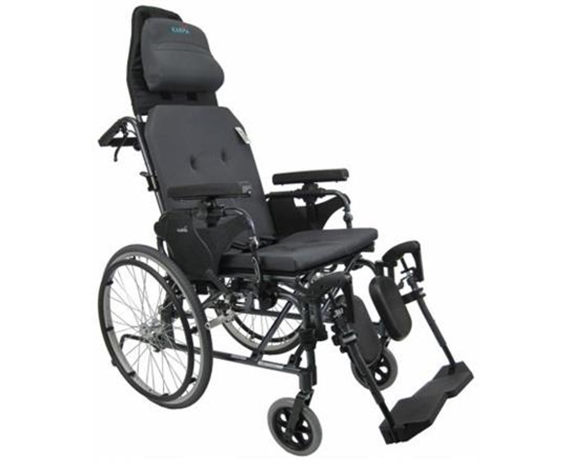 Ergonomic Ultra Light Weight Recliner KARMVP502-